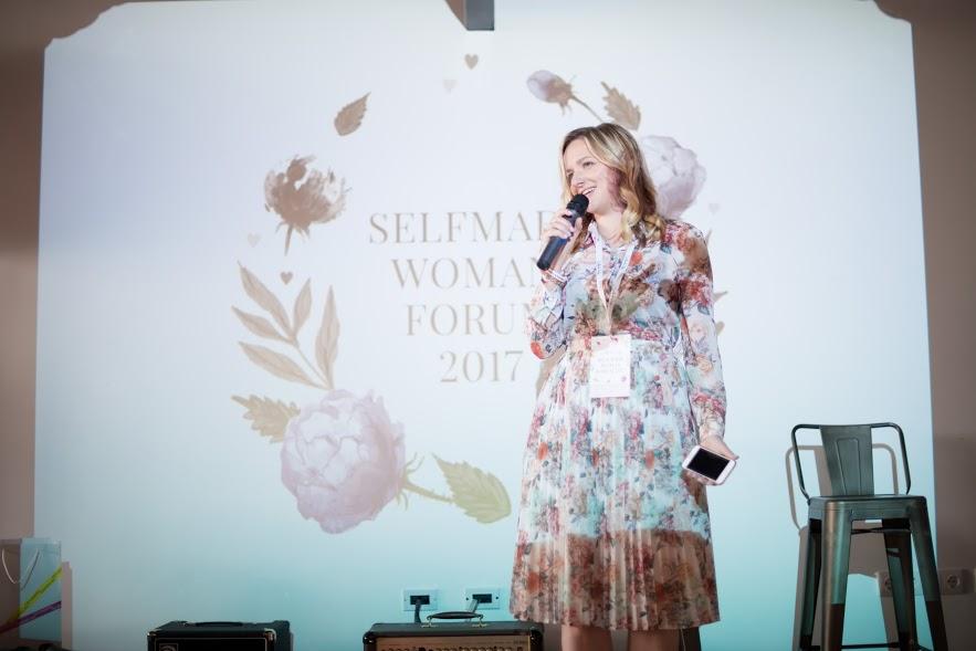 Анна Петрова, основатель Selfmade Woman Network
